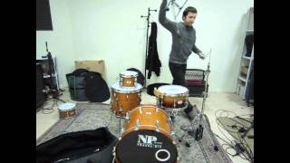 Download Lagu NP Drums Travell Kit Video Mp3