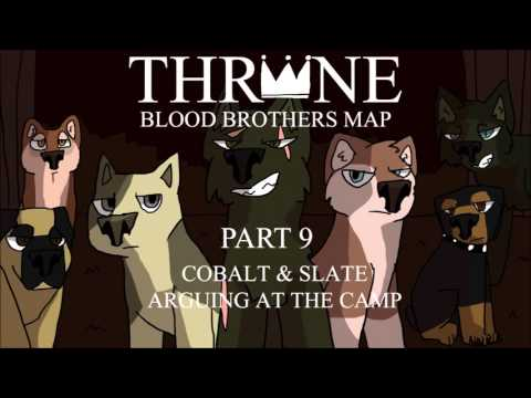 THR♛NE    Blood Brothers MAP [CLOSED]