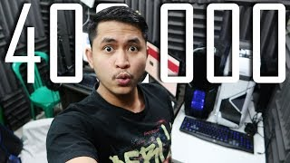 Video STUDIO TOUR + REVIEW PC GAMING & PC STREAMING RASA SULTAN - 400K Subscriber Fandra Octoramonth MP3, 3GP, MP4, WEBM, AVI, FLV Juli 2018