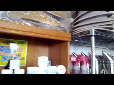Beekeeping Supplies Showroom