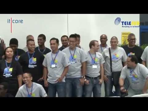 Telesur It Core Hackathon 2016 Finale