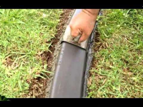 Cheap garden edging ideas (видео)