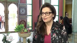 Colloque les marocaines des 2 rives OUJDA 2020