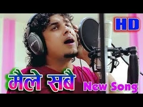 "(New Adhunik Song | Maile sabai "" मैले सबै ""- Pramod Kharel 