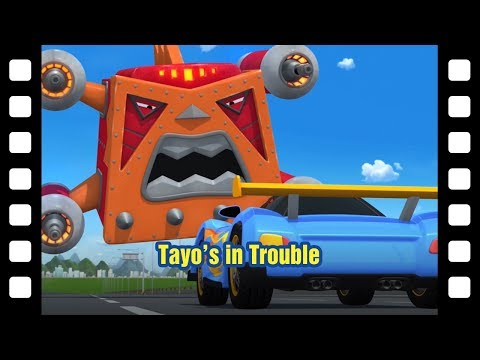 Tayo be strong! Tayo is in trouble! l 📽 Tayo's Little Theater #43 l Tayo the Little Bus