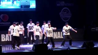 Winners Crew – Funk Stylers World Final