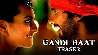 Gandi Baat Song Teaser ft. Shahid Kapoor, Prabhu Dheva&Sonakshi Sinha - R...Rajkumar
