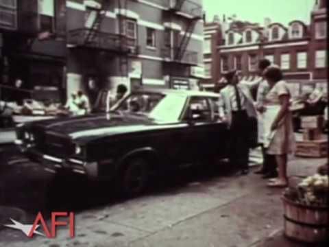روبرت دي نيرو في إعلان لسيارة من السبعينيات