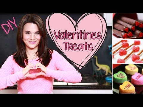 Valentine's - I got so many requests to make some Valentine's Day treats. Just wanted to share some fun and yummy themed recipes I found. I hope you enjoy them and Happy V...