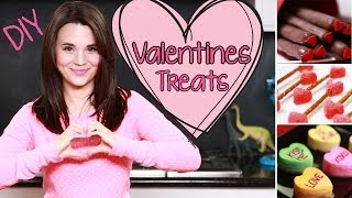 DIY Valentines Day Treats - YouTube
