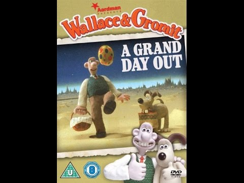 Wallace and Gromit-cember - A Grand Day Out