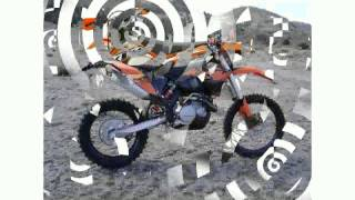2. 2009 KTM XC 200 W -  superbike Info Details Dealers Engine Specification motorbike Specs