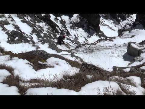 VIDEO: Aktuálne podmienky na Lomničáku