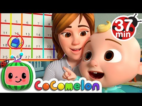 Getting Ready for School Song + More Nursery Rhymes & Kids Songs - CoCoMelon - Thời lượng: 36 phút.