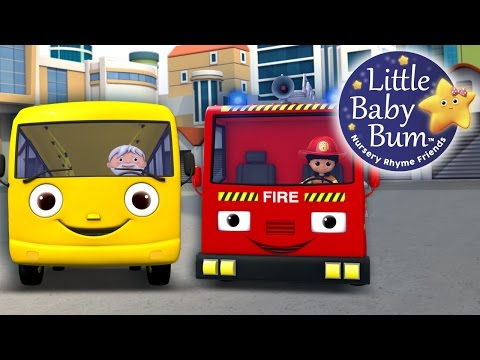 Wheels On The Bus | Part 11 | Little Baby Bum | Nursery Rhymes For Babies | Videos For Kids