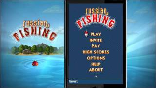 Russian fishing YouTube video