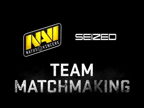 Na`Vi seized играет MM @dust2 (stream) CS:GO