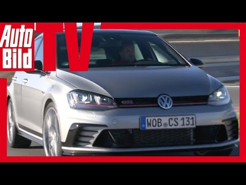 Golf GTI Clubsport (2016) - Review/Test/ Fahrbericht/ Sound