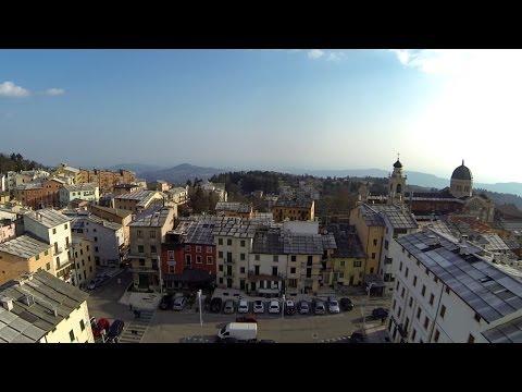 Bosco Chiesanuova Drone Video