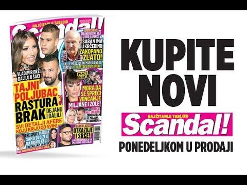 SCANDAL NOVINE! Tomović otkriva: Tajni poljubac razvodi Dejanu i Dalili! Šaban u Krčedinu zakopao zlato! Mora da se spreči venčanje Miljane i Zole!