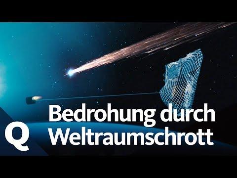 Warum Weltraumschrott ein Problem für uns alle ist