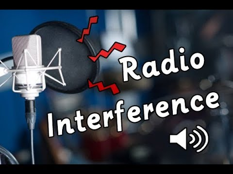 Harmful interference to radio communications