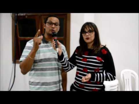 Entrevista com Marilton, organizador do Retiro em Lagoa Formosa.