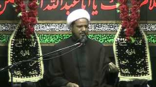Eve of 5th Muharram 1436 by Molana Amjid Jaffri