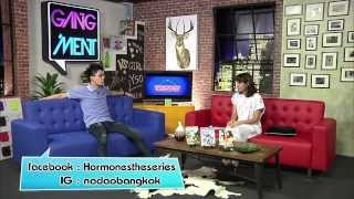 Gang 'Ment 10 January 2014 - Thai TV Show