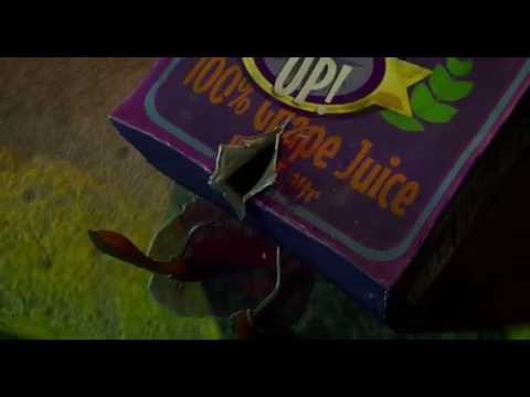 Sausage Party - Injured Box Funny Dirty Scene