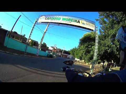 Evento de motociclista em Cardoso Moreira RJ #programa22