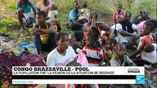 Abonnez-vous à notre chaîne sur YouTube : http://f24.my/youtube En DIRECT - Suivez FRANCE 24 ici : http://f24.my/YTliveFR Au Congo Brazzaville, des ...
