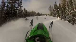 7. Simon-Pier Laberge Arctic-Cat M8 2013
