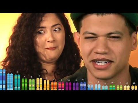 Latinos Get Their DNA Tested