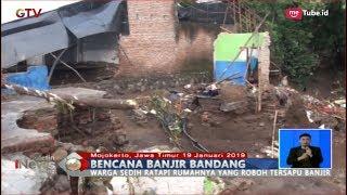 Video Diterjang Banjir Bandang, 4 Rumah di Mojokerto Rata dengan Tanah - BIS 19/01 MP3, 3GP, MP4, WEBM, AVI, FLV Januari 2019
