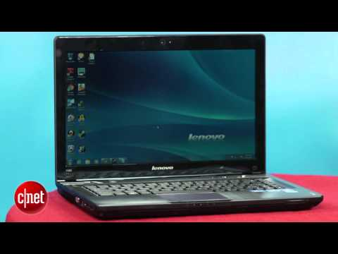 First Look: Lenovo IdeaPad Y480 hands-on