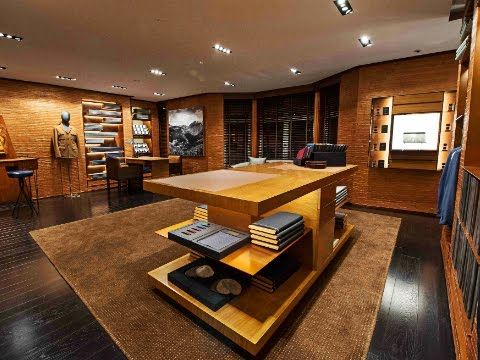 Top Billing checks out the new Zegna store opening  in London