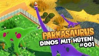 Let's Play Parkasaurus Preview • #001 [Gameplay][Deutsch][German]