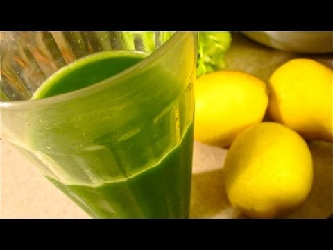 HOW TO MAKE MEAN GREEN JUICE -- (Fat Sick And Nearly Dead Movie)  ✅