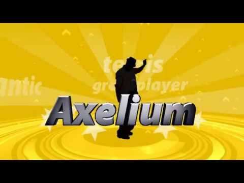 Axelium, a Romantic and Great Player