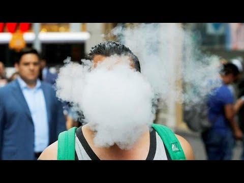 Η Νέα Υόρκη απαγορεύει τα ηλεκτρονικά τσιγάρα με γεύσεις…