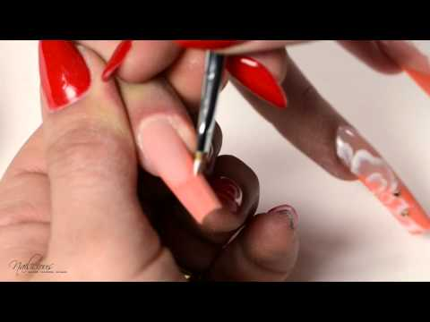 step by step nail art stile marilyn