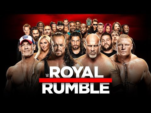WWE royal rumble 2017 full highlights