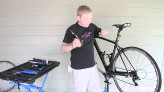 Chris Watkins of Off The Chain Bicycles shows you how to install a Stages power meter for Shimano cranks. These instructions will work for any Shimano based ...