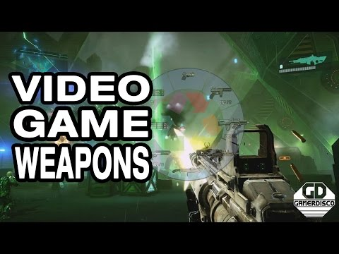 Video Game Weapon Remix