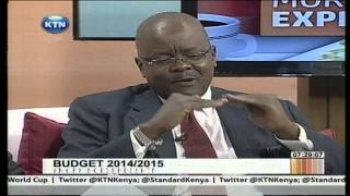 2014/2015 Budget Discussion With Michael Karanja,Rosemary Irungu,Martin Kisuu And Francis Kamau