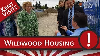 I was in Wildwood yesterday for the sod turning at the Wildwood Affordable Housing Project. Every night some 3,000 citizens in Calgary find themselves without a home. And, without a home, it's very difficult to build a life. Our Government is taking action to help these people and to strengthen the middle class—the heart of Canada's economy.  I am proud that we were able to support initiatives like the Wildwood Affordable Housing Project, which in conjunction with our upcoming National Housing Strategy, will ensure that more Canadians have access to housing that meets their needs and that they can afford.