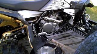 9. My 2008 Suzuki LTR-450