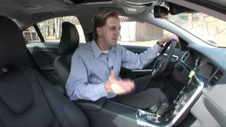 2011 Volvo S60 T6 AWD - Drive Time Review