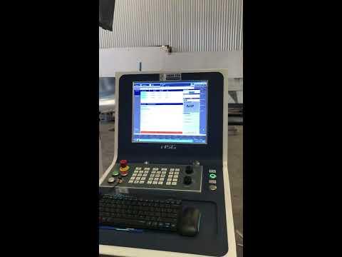 Máy cắt laser 12kw IPG, dòng máy G6020H cao cấp của HSG